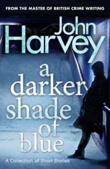 A Darker Shade of Blue, Paperback Book