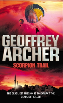 Scorpion Trail, Paperback Book