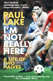I'm Not Really Here, Paperback Book