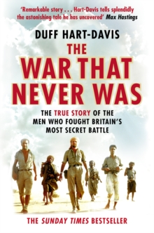 The War That Never Was, Paperback Book