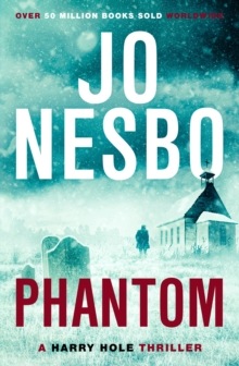 Phantom : Harry Hole 9, Paperback Book