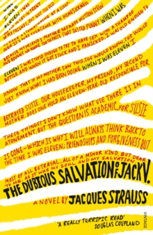 The Dubious Salvation Of Jack V., Paperback Book