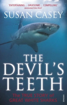 The Devil's Teeth : The True Story of Great White Sharks, Paperback Book