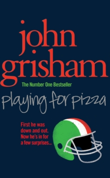 Playing for Pizza, Paperback Book