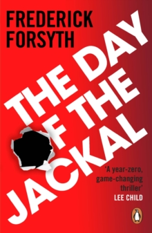 The Day of the Jackal, Paperback Book