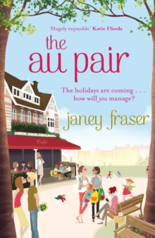 The Au Pair, Paperback Book