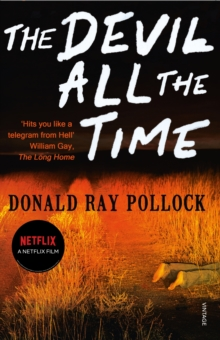 The Devil All the Time, Paperback Book