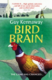 Bird Brain, Paperback Book