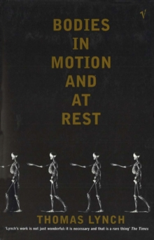 Bodies In Motion and At Rest, Paperback / softback Book