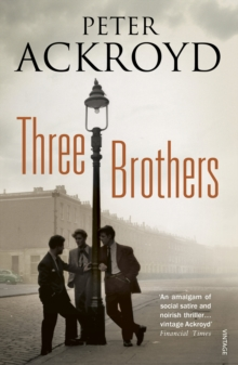 Three Brothers, Paperback Book