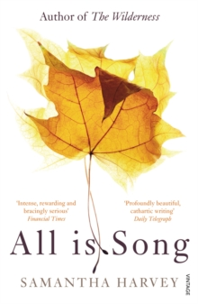 All is Song, Paperback Book