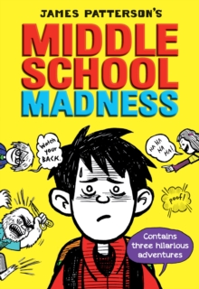Middle School Madness Pack, Mixed media product Book