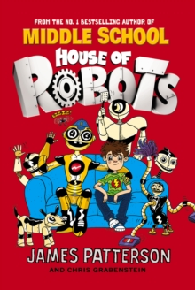 House of Robots, Hardback Book
