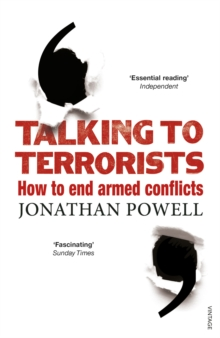 Talking to Terrorists : How to End Armed Conflicts, Paperback Book
