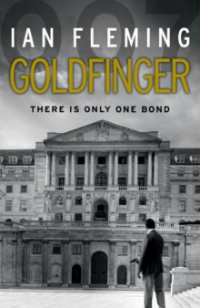 Goldfinger, Paperback Book