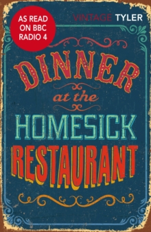 Dinner at the Homesick Restaurant, Paperback Book