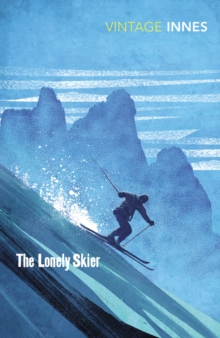 The Lonely Skier, Paperback Book