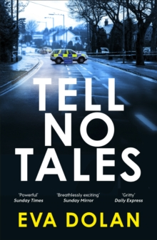 Tell No Tales, Paperback Book