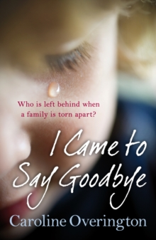 I Came to Say Goodbye, Paperback Book