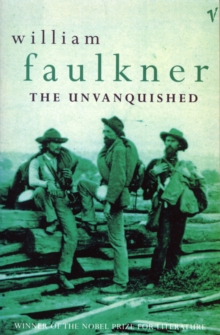The Unvanquished, Paperback / softback Book