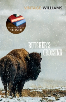 Butcher's Crossing, Paperback Book