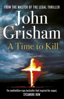 A Time To Kill, Paperback Book