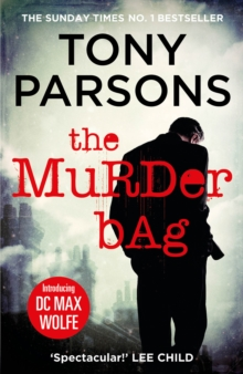 The Murder Bag : (DC Max Wolfe), Paperback Book