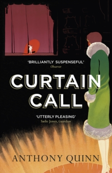 Curtain Call, Paperback Book