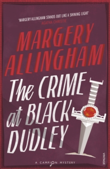 The Crime At Black Dudley, Paperback / softback Book