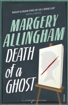 Death of a Ghost, Paperback / softback Book