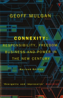 Connexity : How to Live in a Connected World, Paperback Book