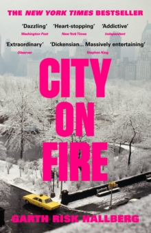 City on Fire, Paperback Book