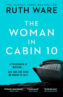 The Woman in Cabin 10, Paperback / softback Book