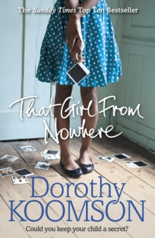 That Girl From Nowhere, Paperback Book