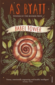 Babel Tower, Paperback / softback Book