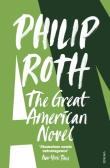 The Great American Novel, Paperback Book