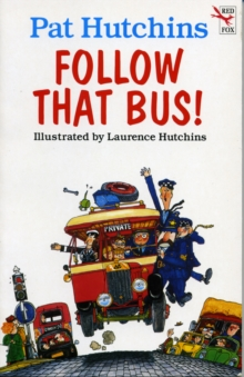 Follow That Bus, Paperback / softback Book