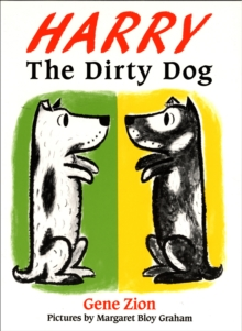 Harry the Dirty Dog, Paperback Book