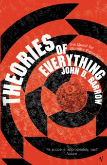 Theories Of Everything, Paperback / softback Book