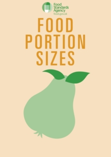 Food Portion Sizes, Paperback Book