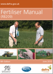 Fertiliser manual (RB209), Spiral bound Book