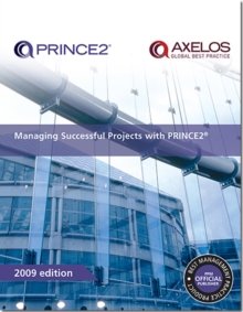 Managing successful projects with PRINCE2, Paperback / softback Book