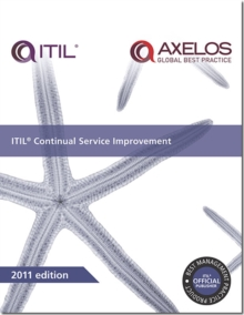 ITIL continual service improvement, Paperback Book