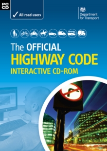The Official Highway Code, CD-ROM Book