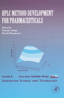 HPLC Method Development for Pharmaceuticals : Volume 8, Hardback Book