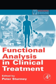 Functional Analysis in Clinical Treatment, Hardback Book