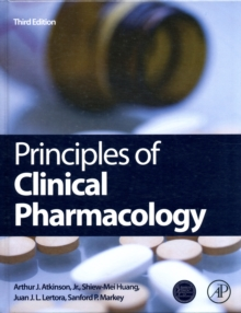 Principles of Clinical Pharmacology, Hardback Book