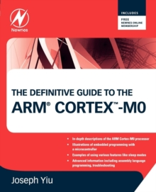 The Definitive Guide to the ARM Cortex-M0, Paperback / softback Book
