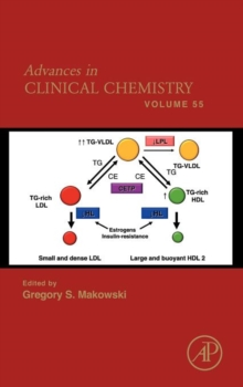 Advances in Clinical Chemistry : Volume 55, Hardback Book