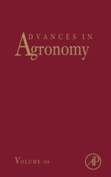 Advances in Agronomy : Volume 120, Hardback Book